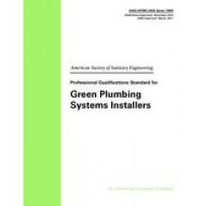 ASSE (Plumbing) 10000-2010 (R2015)
