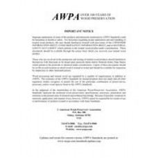AWPA A1-98