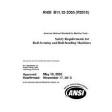 B11 B11.12-2005 (R2015)