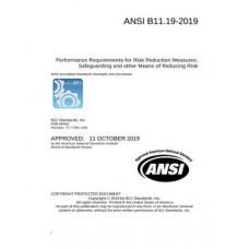 B11 B11.19-2019