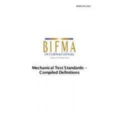 BIFMA PD-1-2011
