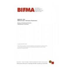 BIFMA PC-2018