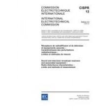 CISPR 13 Ed. 4.2 b:2006
