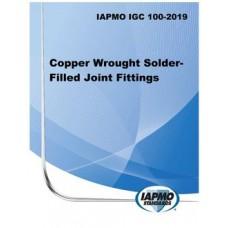 IAPMO IGC 100-2019