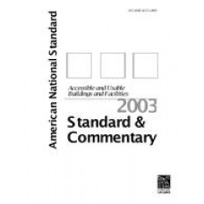 ICC A117.1-2003 and Commentary