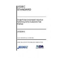 JEDEC JESD 24-5 (R2002)