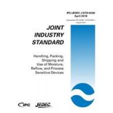 JEDEC J-STD-033D