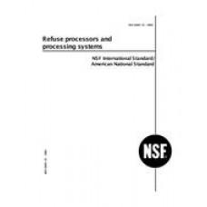 NSF 13-2001