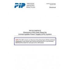 PIP ELSAP04-D EEDS