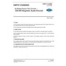 SMPTE 112-2004