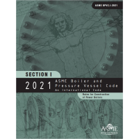ASME BPVC I-2021