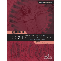 ASME BPVC IID (Customary)-2021